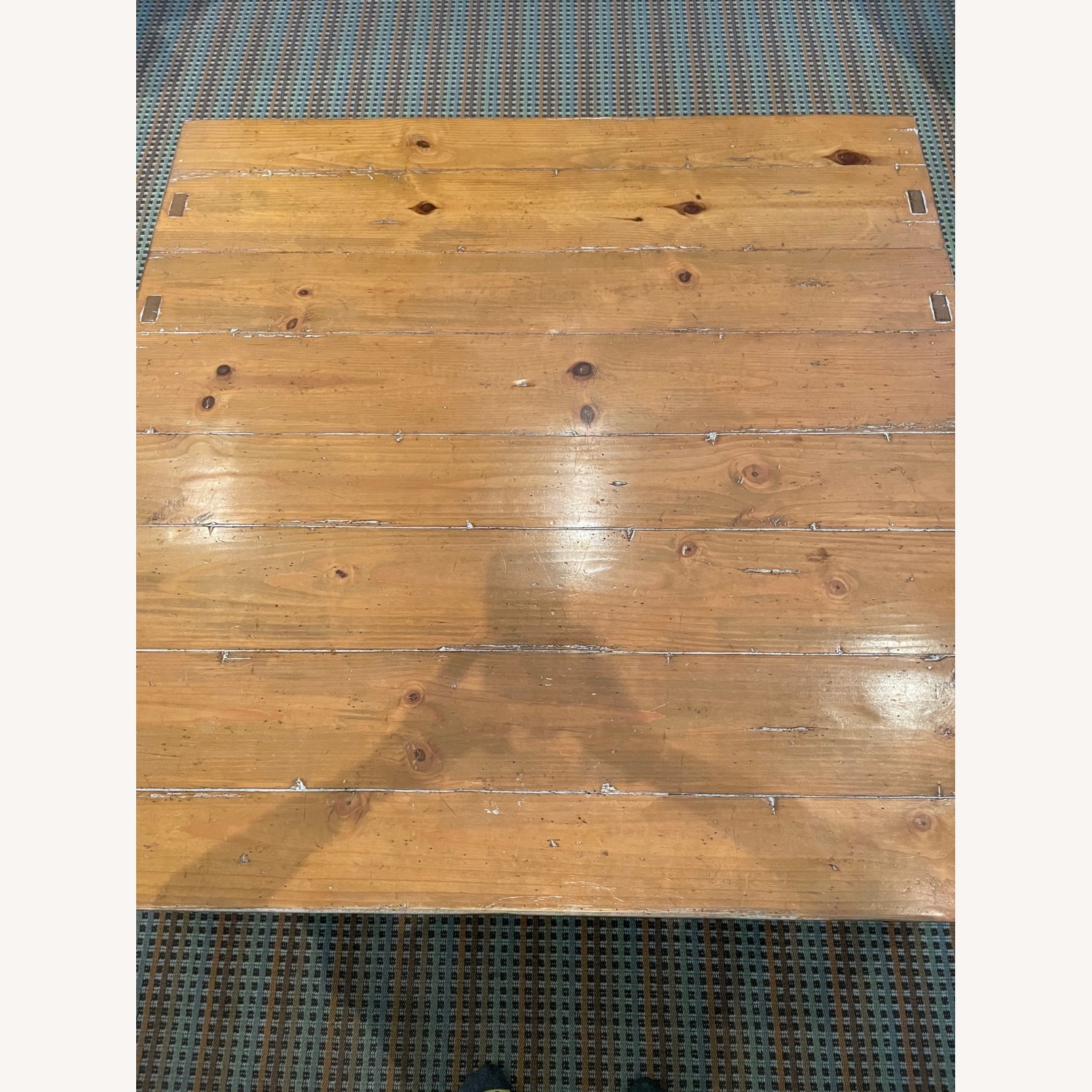 Guy Chaddock Rustic French Country Coffee Table - image-3