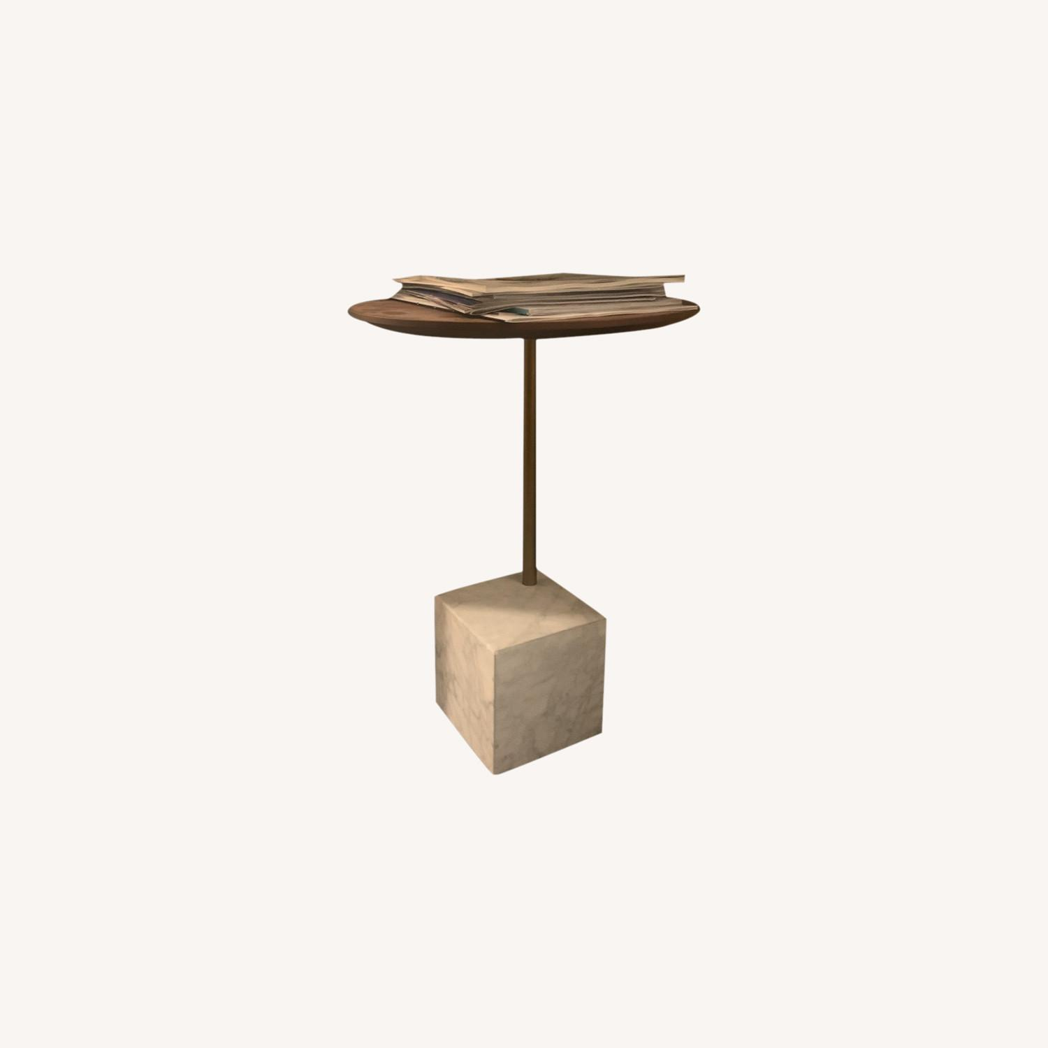 West Elm Cube Side Table - image-0