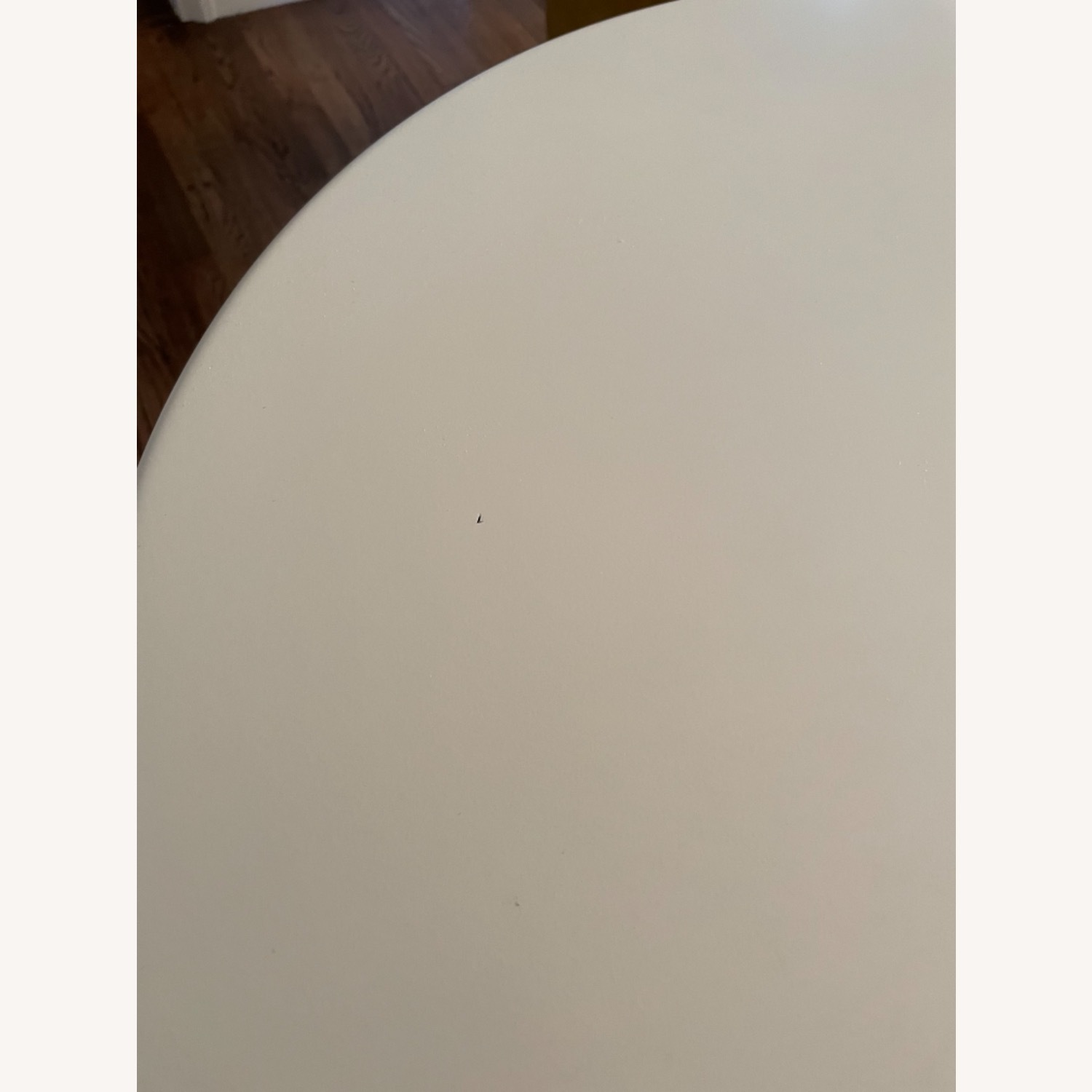 Room & Board Penelope Outdoor Cafe Table White - image-4