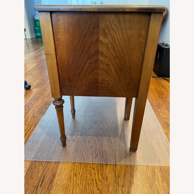 Kling Walnut Vanity Desk - image-2