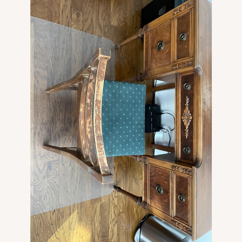 Kling Walnut Vanity Desk - image-5