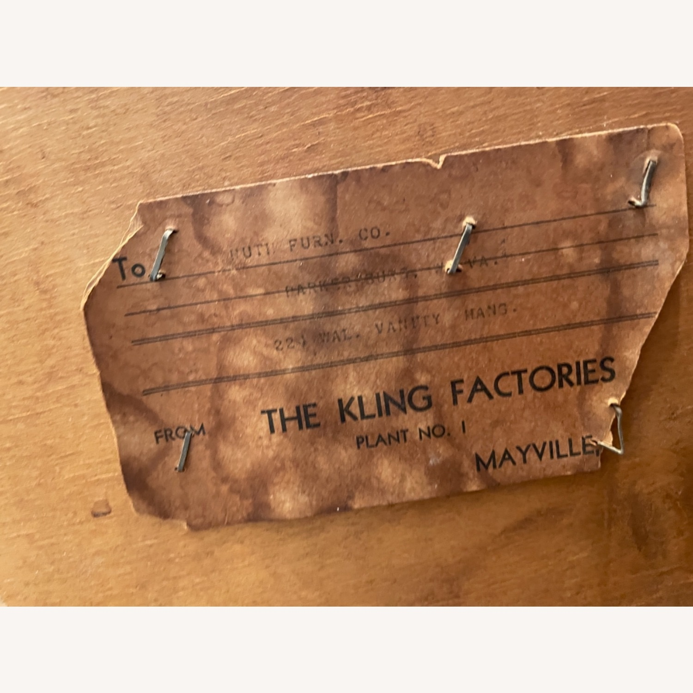 Kling Walnut Vanity Desk - image-4