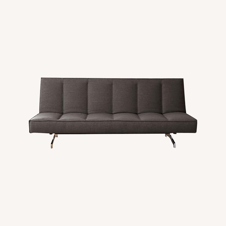 CB2 Flex Gravel Sleeper Sofa - image-0