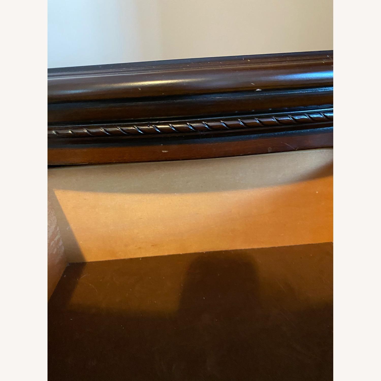 Brown Wood Nightstands - image-2