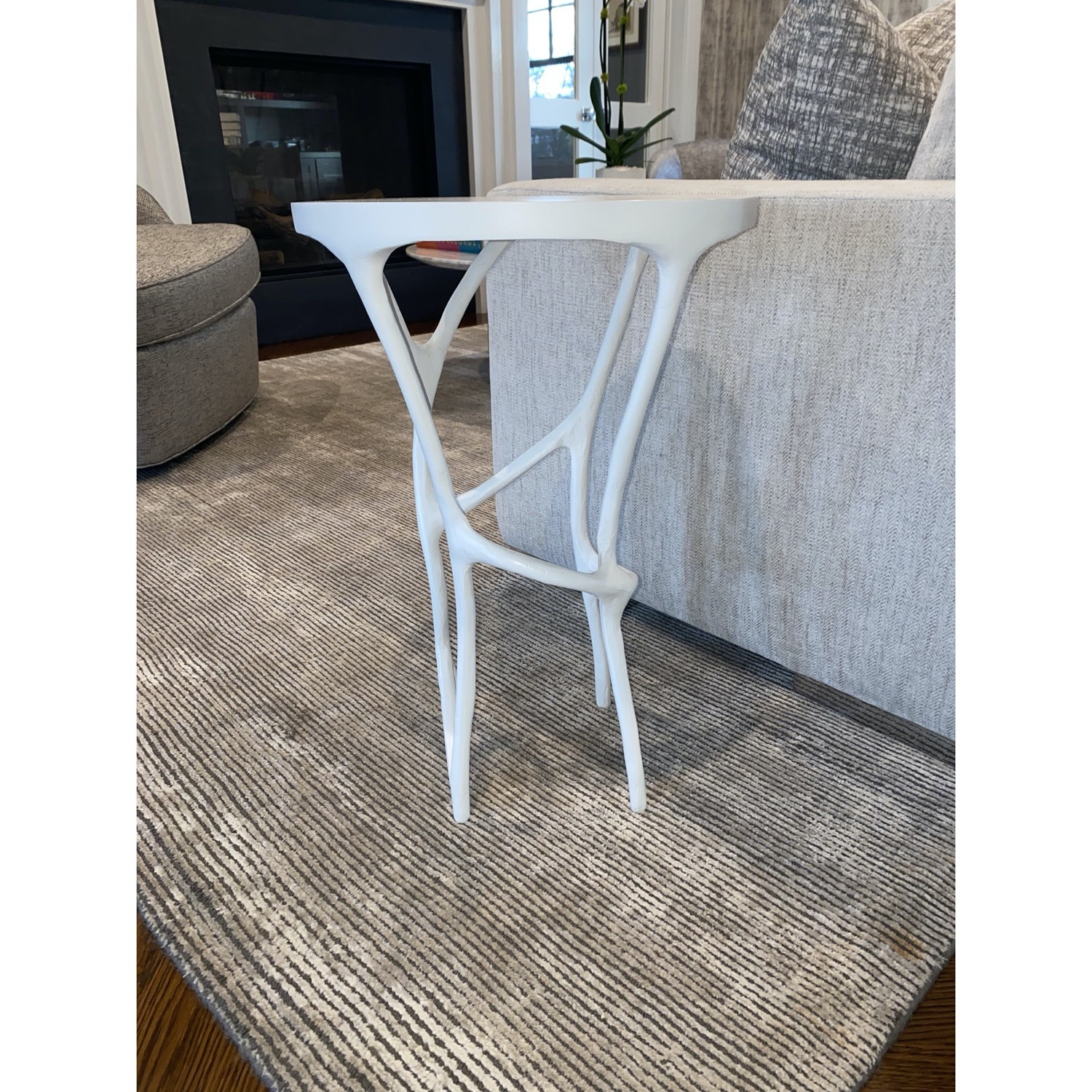 Made Good Iron-Resin Side Tables - image-5