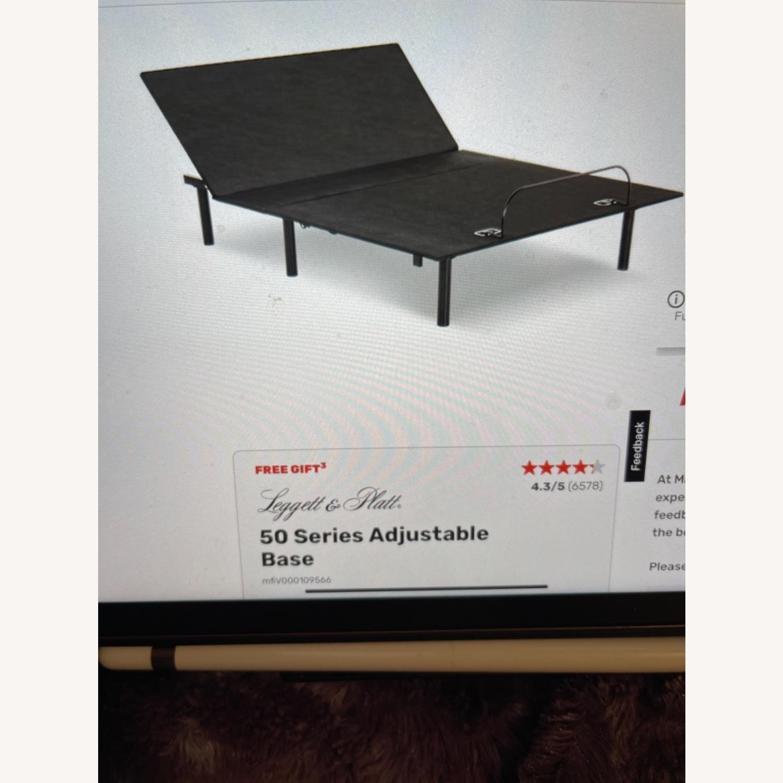 Leggett & Platt Queen Size Adjustable Bed Frame - image-3