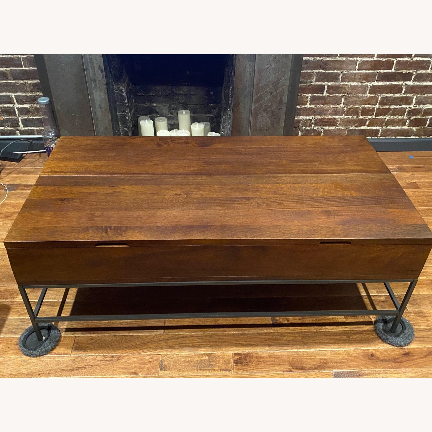 West Elm Pop-Up Coffee Table - image-0