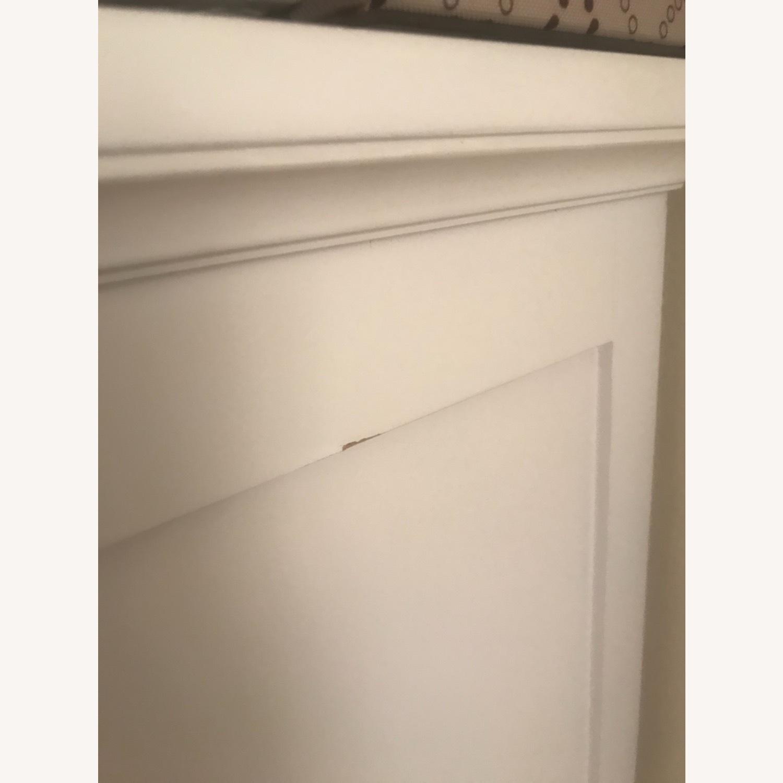 White 2-Door Cabinet - image-3