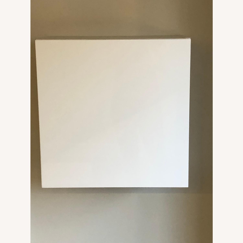 Lazzoni White Media Wall Units (Set of 4) - image-3