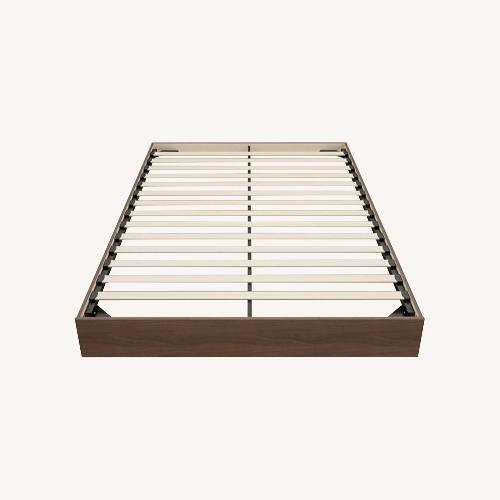 Used Nexera Floating Platform Bed for sale on AptDeco