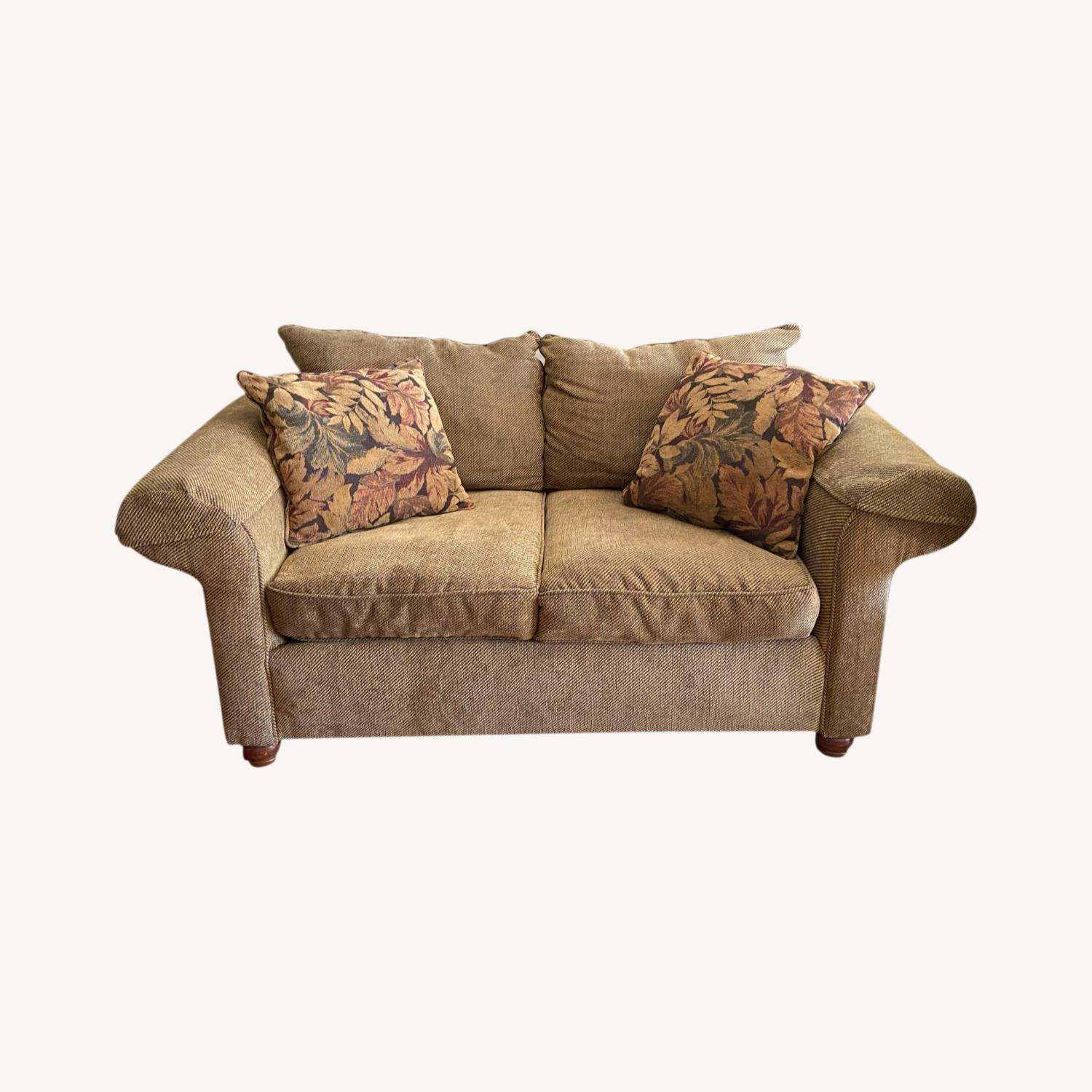 Regency Manor Two-Seat Sofa - image-0