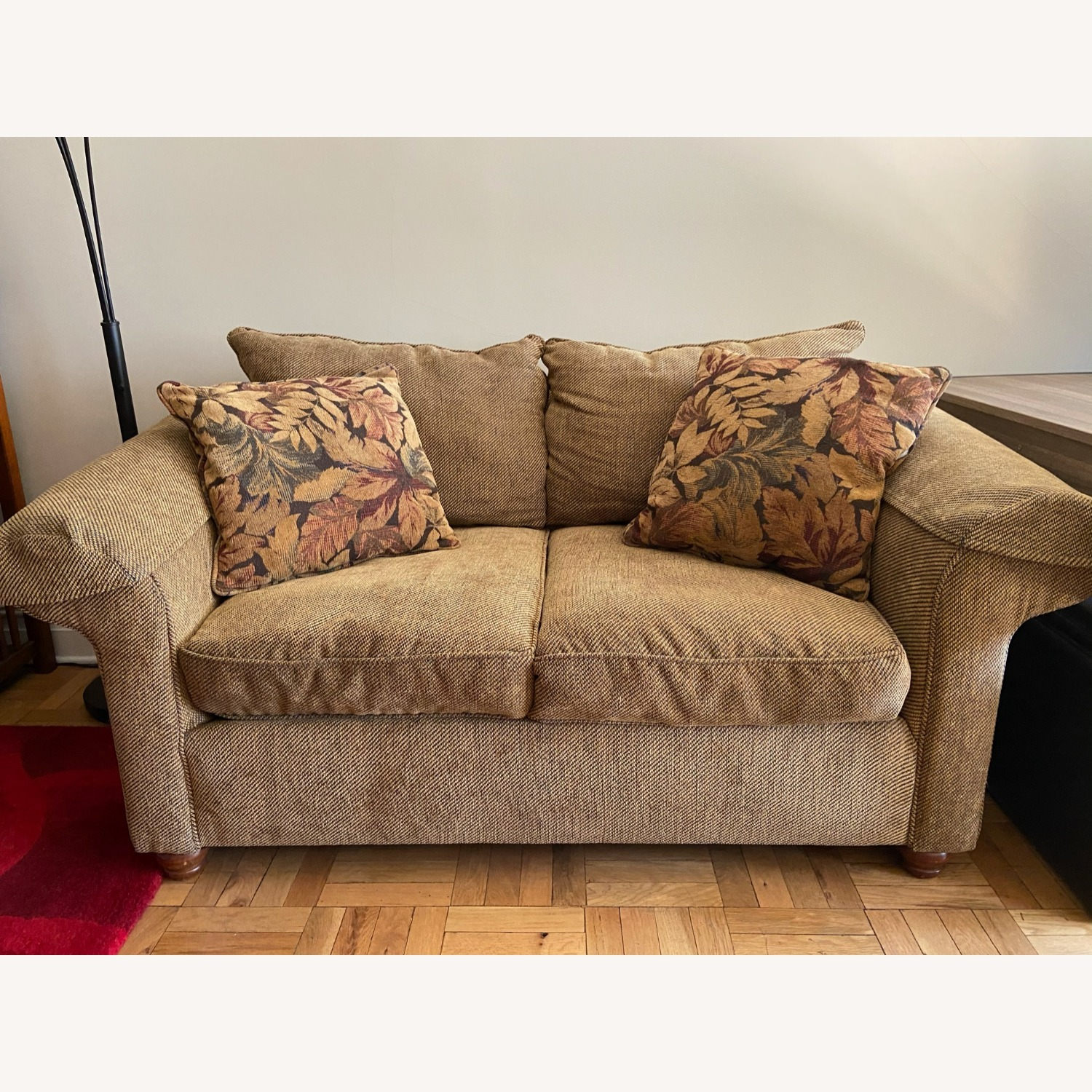 Regency Manor Two-Seat Sofa - image-2
