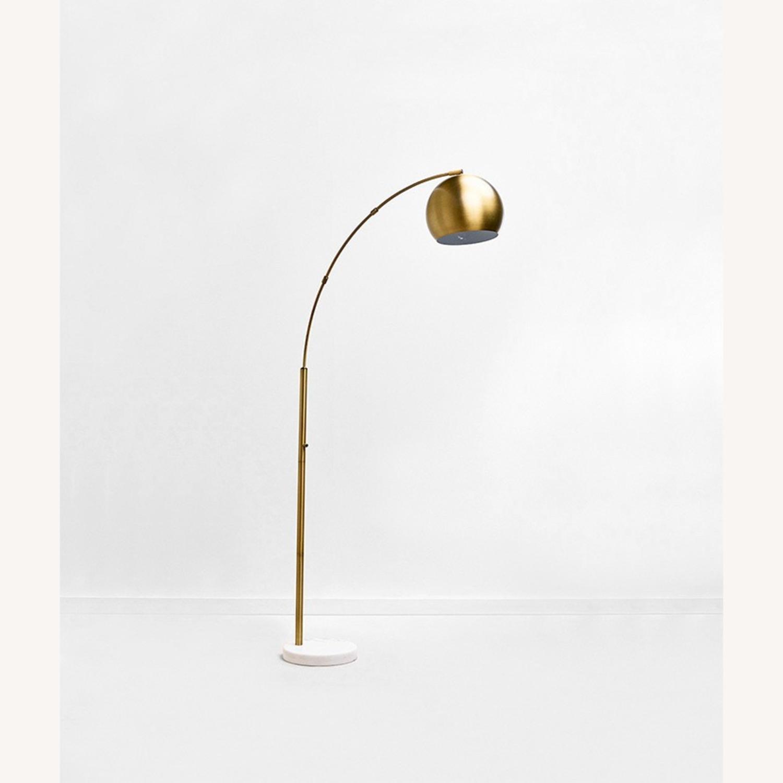 Adesso Astoria Arc Floor Lamp - image-13