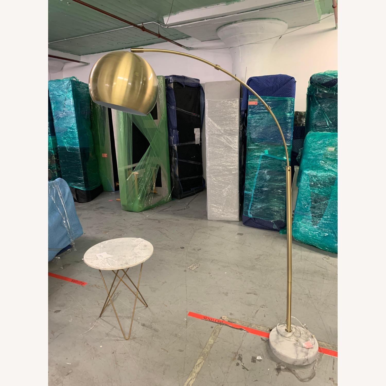 Adesso Astoria Arc Floor Lamp - image-1