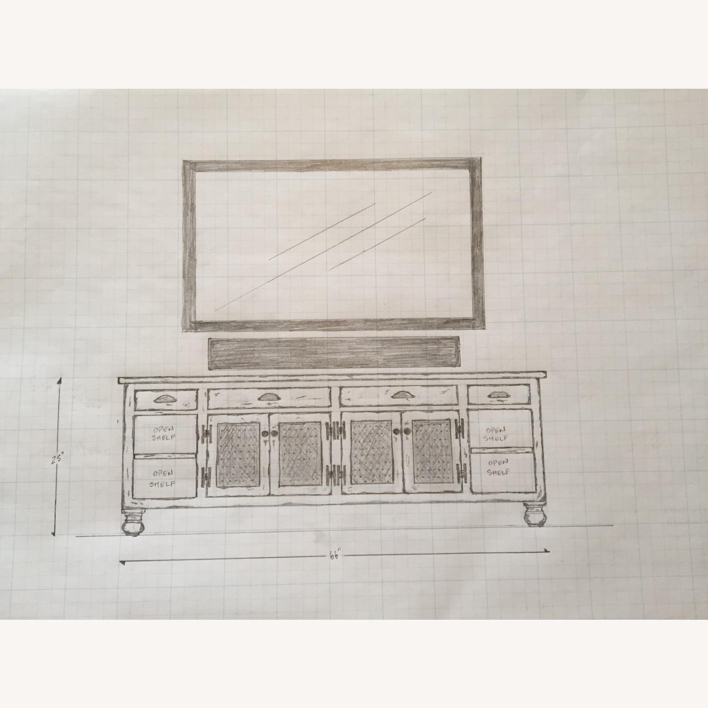 Handmade TV Media Console - image-3