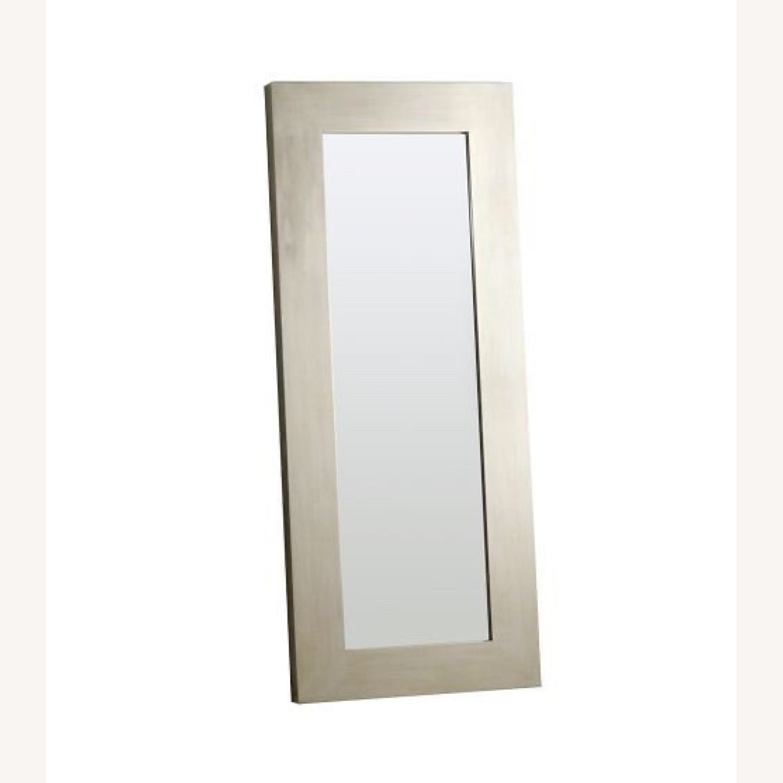 West Elm Chunky Wood Floor Mirror - image-7