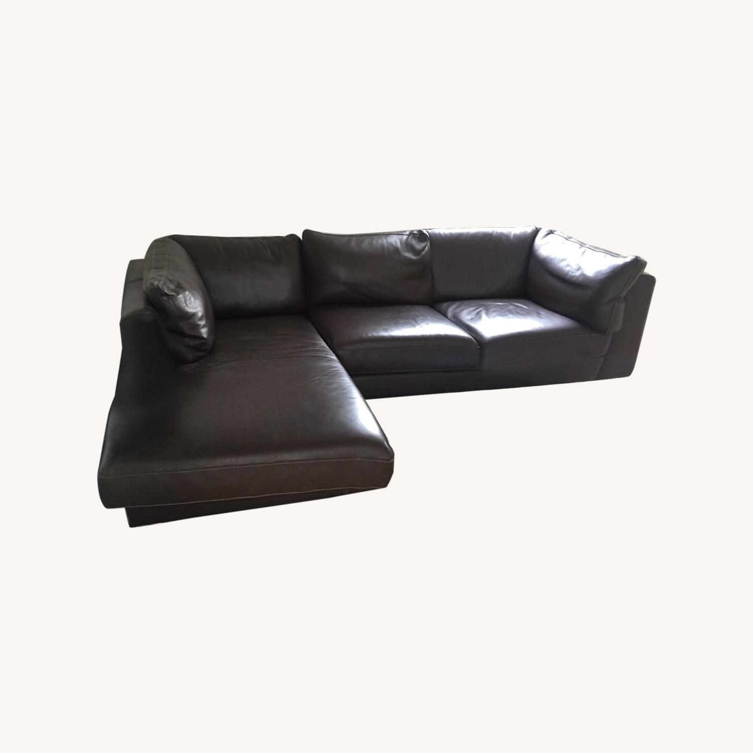 Design Within Reach Albert Sectional Sofa - image-0
