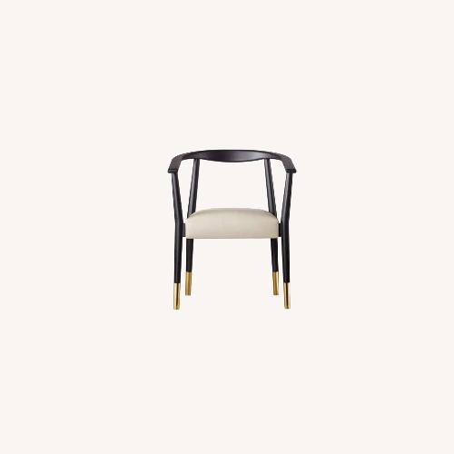Used Kelly Hoppen Soho Dining Chair for sale on AptDeco