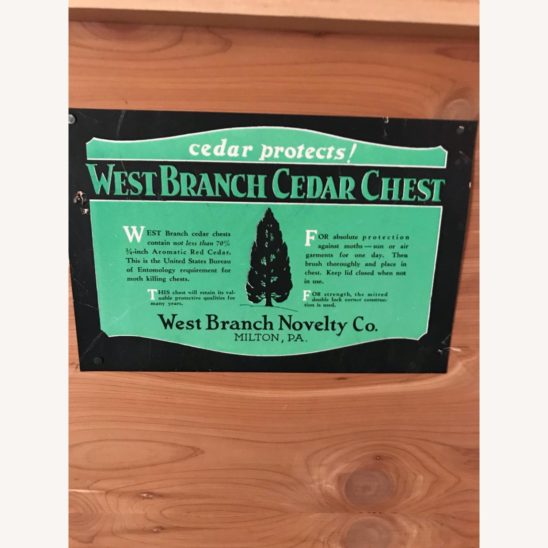 West Branch Cedar Chest - image-2