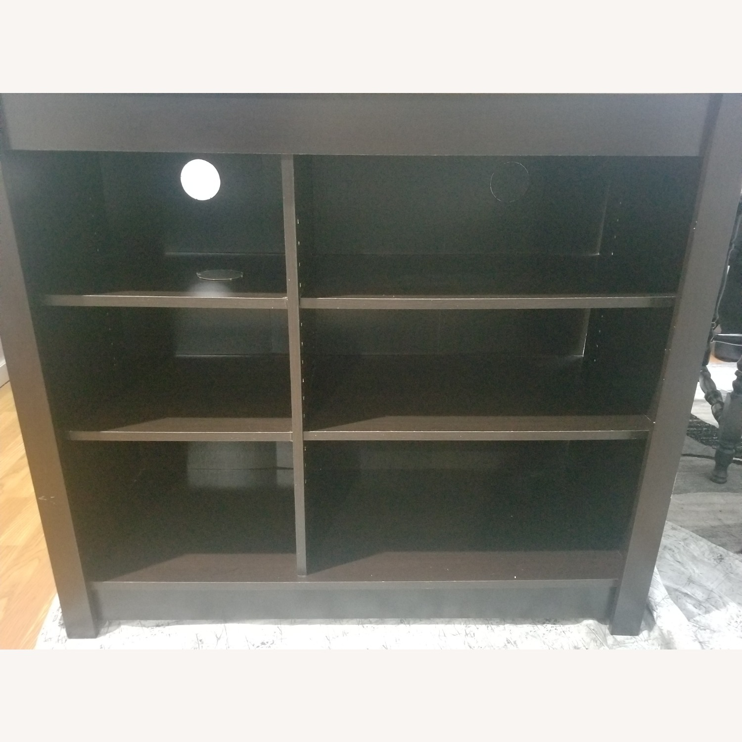 Wayfair Bookcase/Entertainment Console (with TV) - image-10