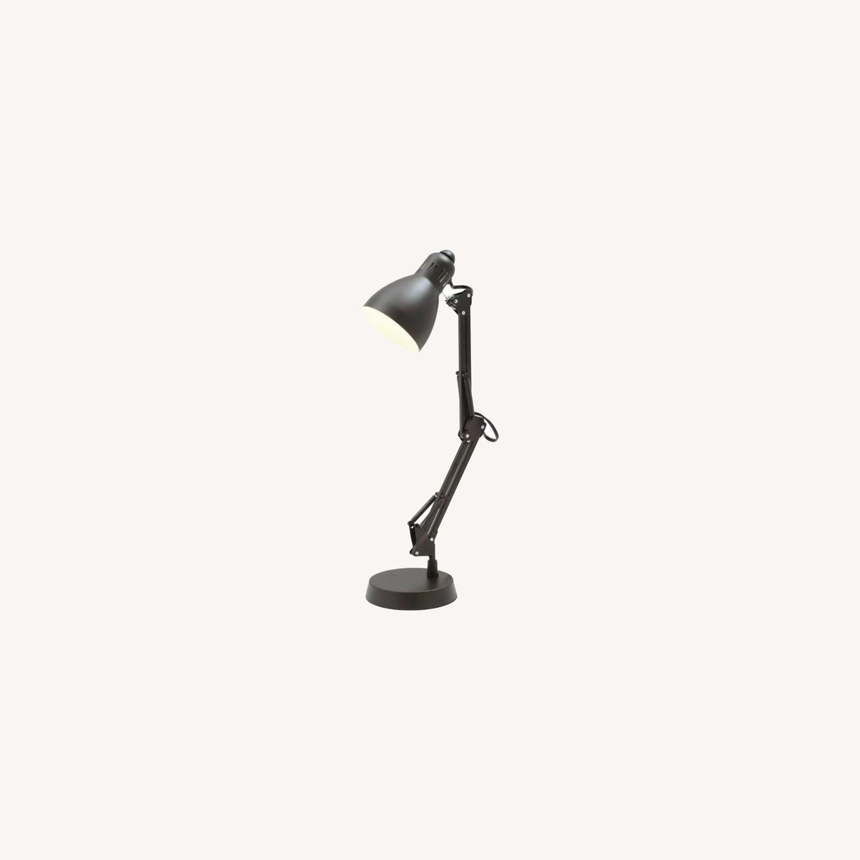 Architect's Black Lamp - image-0