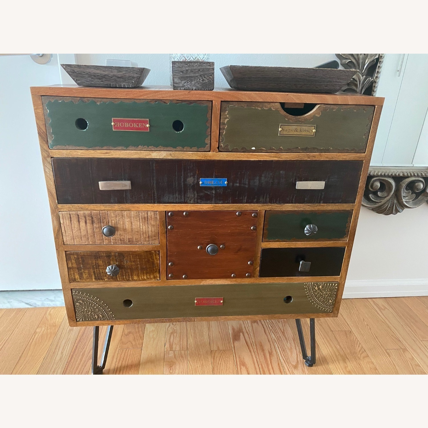 Raymour & Flanigan Rudy Accent Chest/Drawers - image-1