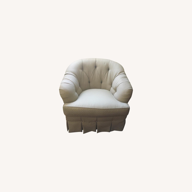 Ethan Allen Charming Armchair - image-0