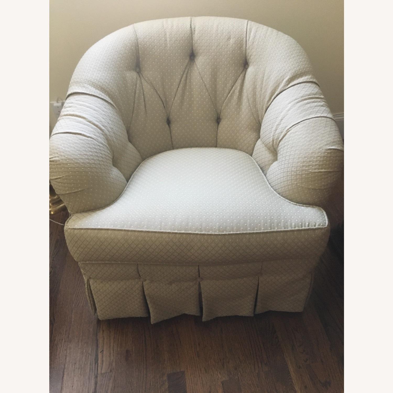 Ethan Allen Charming Armchair - image-1