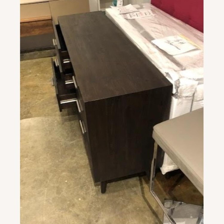 Dark Brown Dresser - image-2