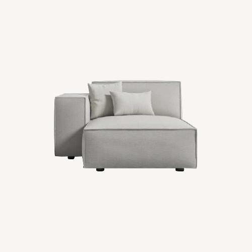 Used Rove Concepts Left Arm Chaise for sale on AptDeco