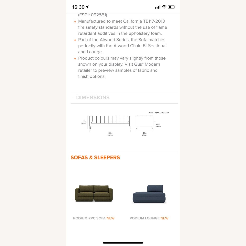 Gus Modern Atwood Sofa - image-9