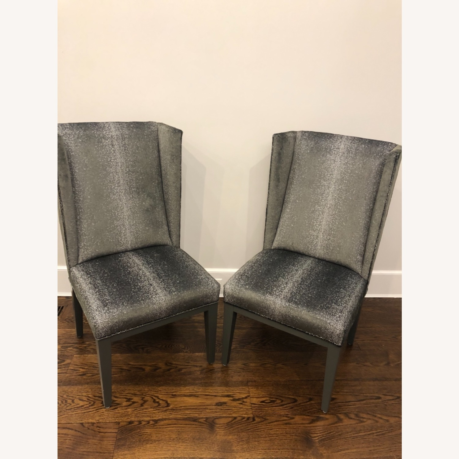 Custom King & Queen Dining Accent Chairs - image-2