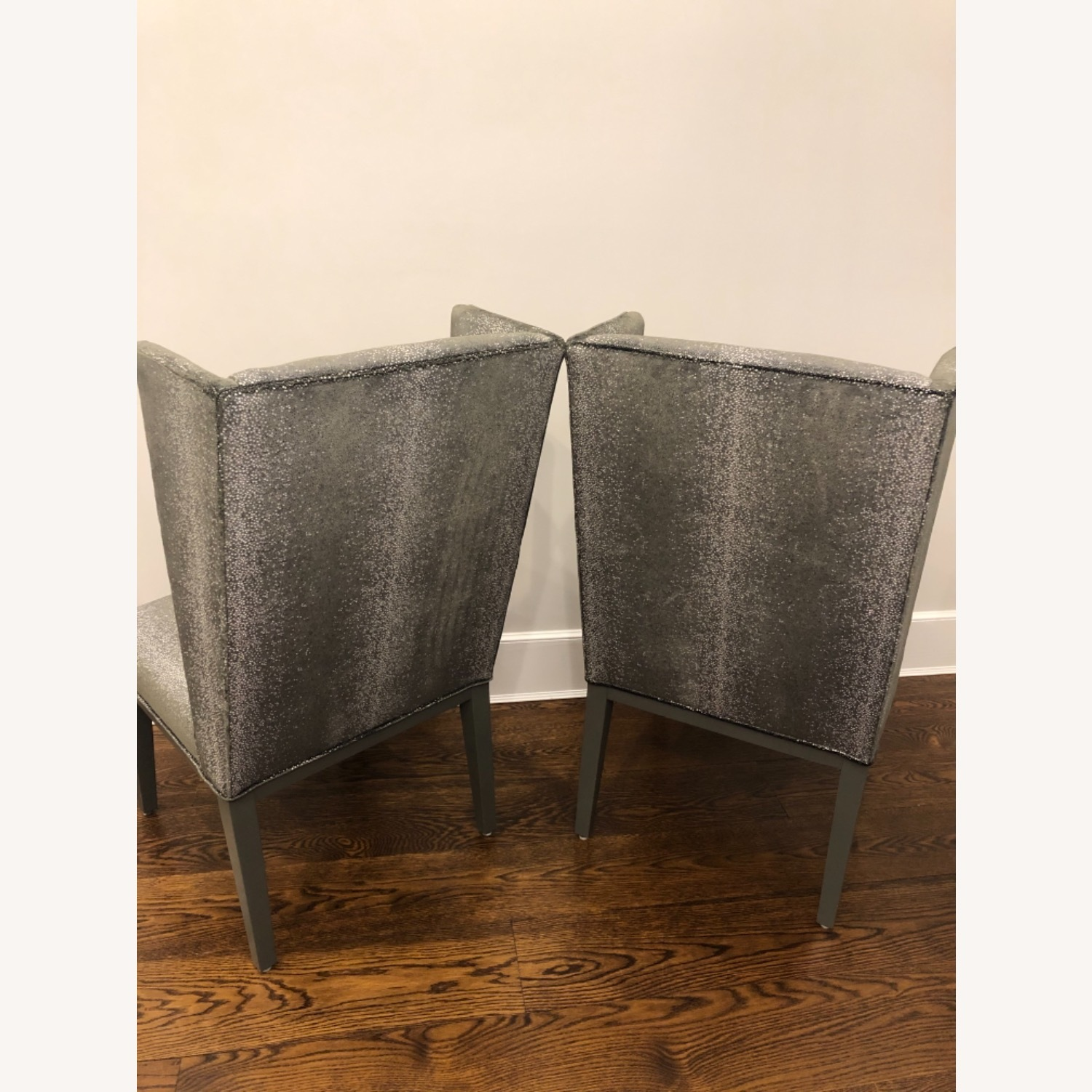 Custom King & Queen Dining Accent Chairs - image-4