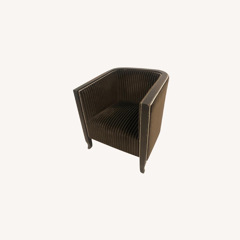 Bloomingdale's Club Chair - image-0