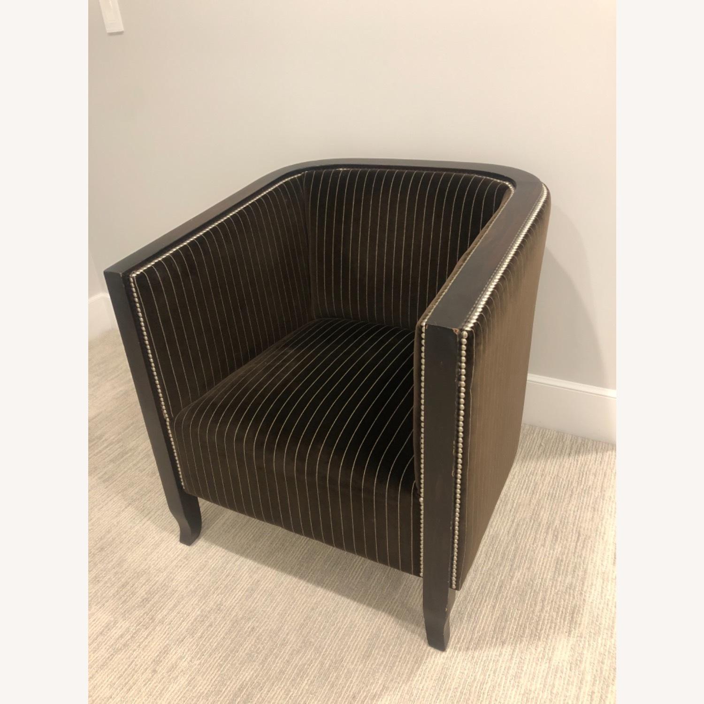 Bloomingdale's Club Chair - image-1