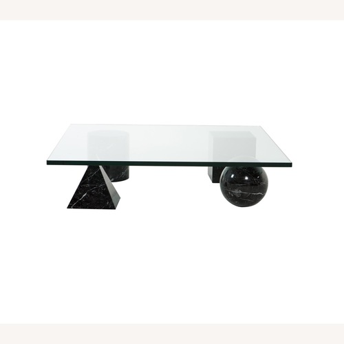 Used Massimo Vignelli Vintage Metaphora 1 Coffee Table for sale on AptDeco