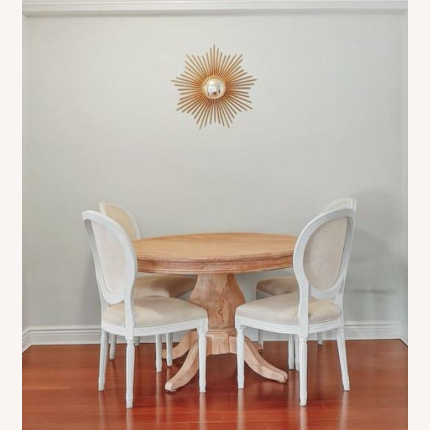"""French Country Round 48"""" Dining Table - image-1"""