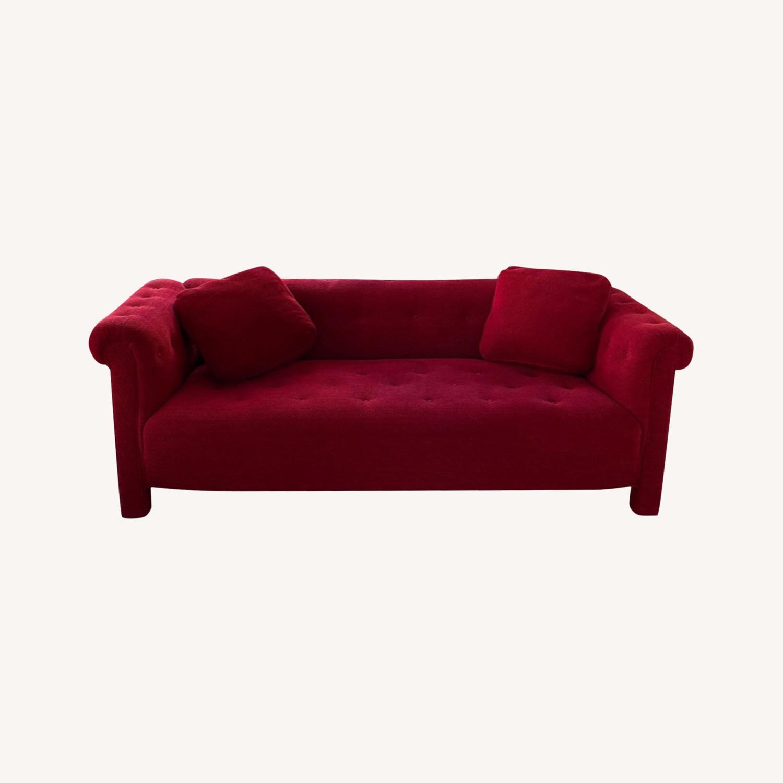 Custom Made Vintage Sofa - image-0