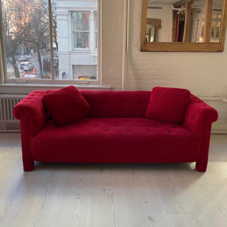 Custom Made Vintage Sofa - image-1
