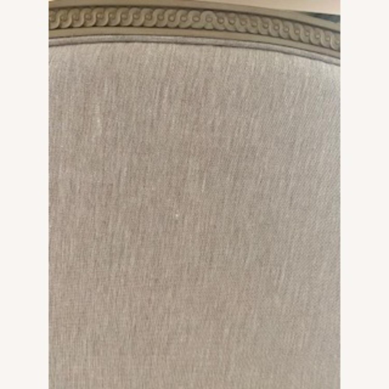 Restoration Hardware Belle Upholstered Crib - image-5