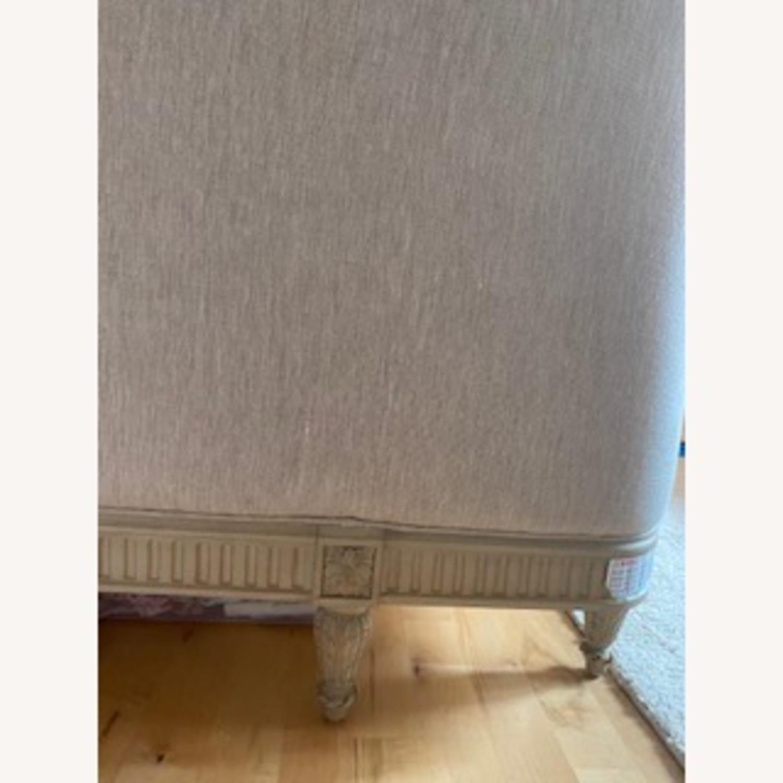 Restoration Hardware Belle Upholstered Crib - image-4