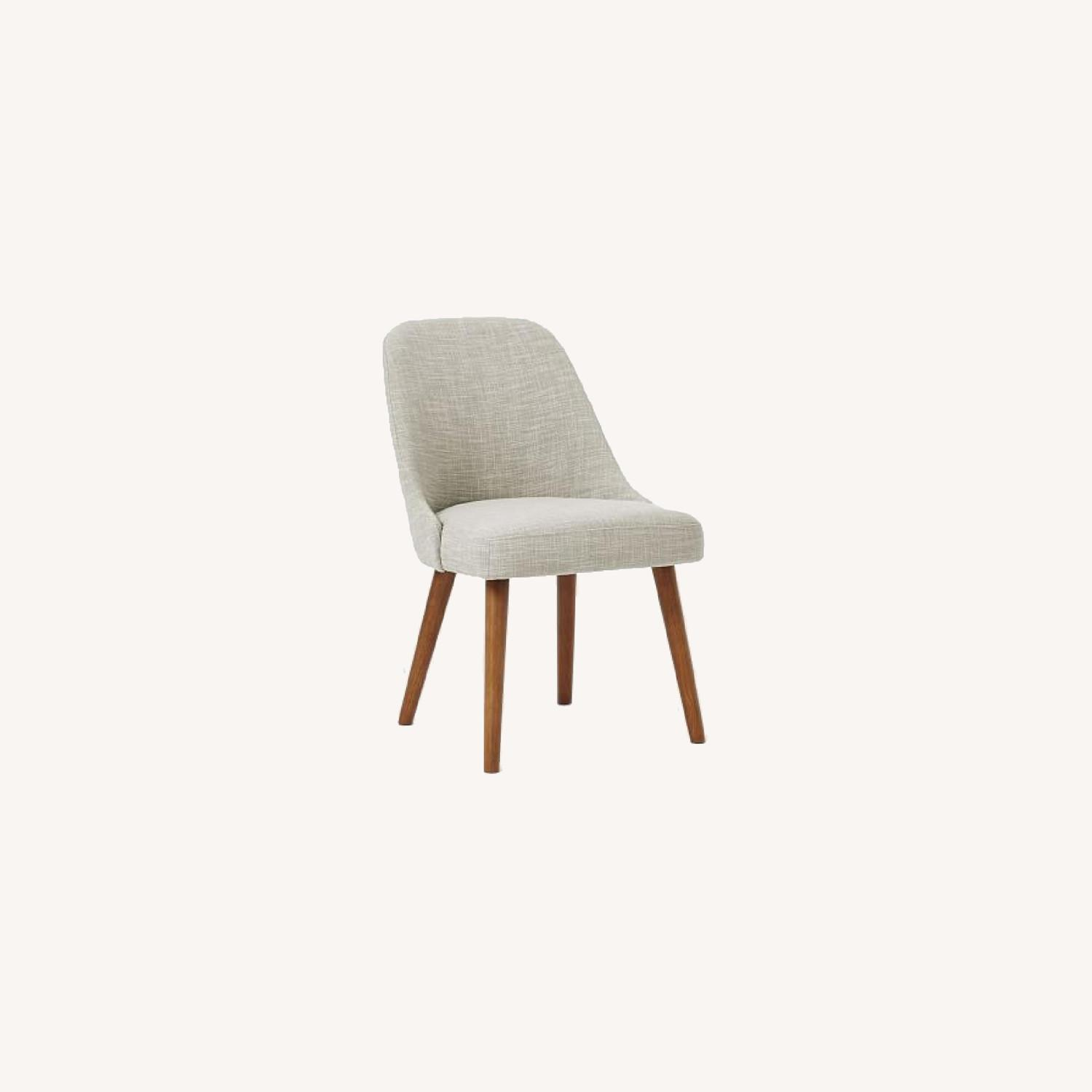 West Elm Mid Century Dining Chair - image-0