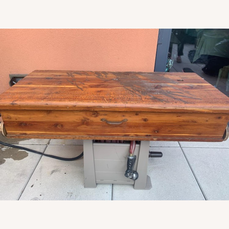 Cedar Storage Chest - image-1
