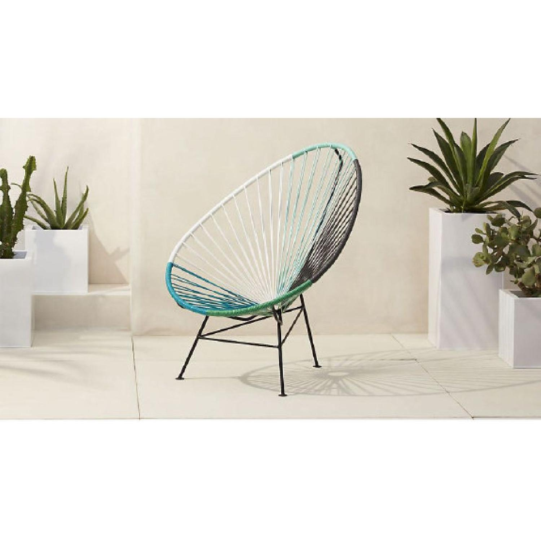 CB2 Acapulco Lounge Chair - image-4
