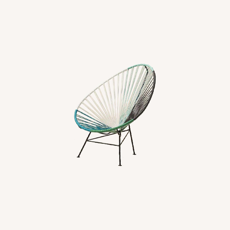 CB2 Acapulco Lounge Chair - image-0