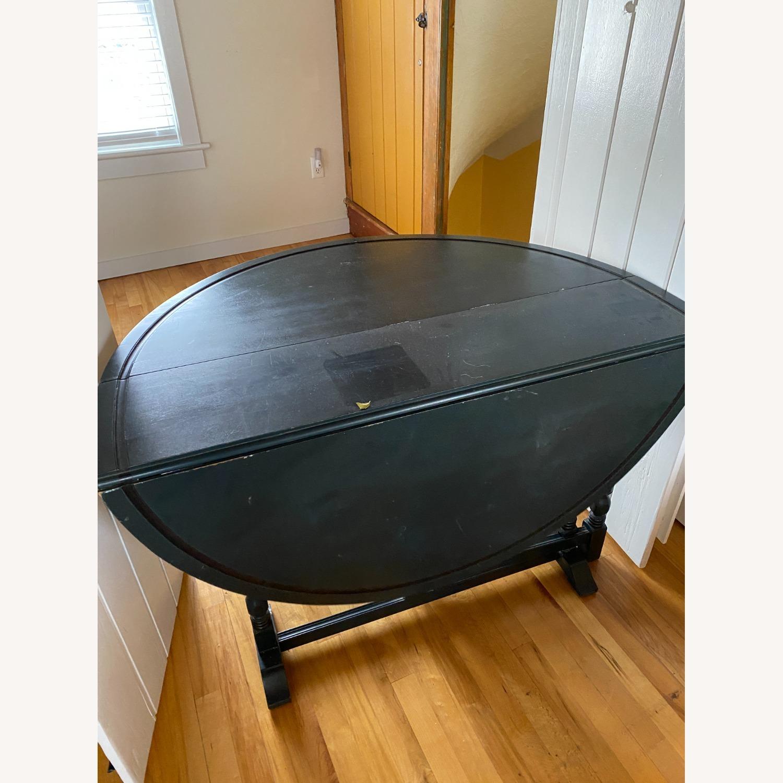 Drop Leaf Dining Table - image-5