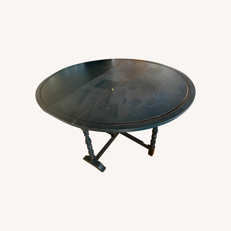 Drop Leaf Dining Table - image-0
