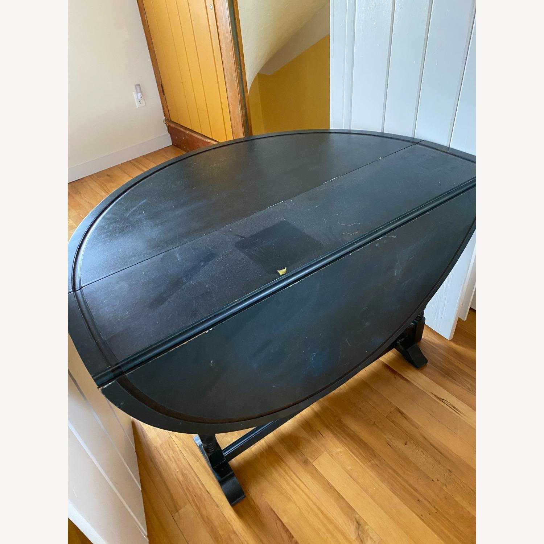 Drop Leaf Dining Table - image-6