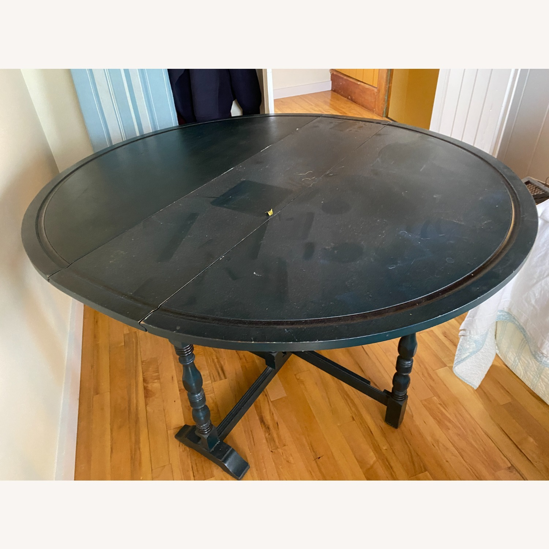 Drop Leaf Dining Table - image-1