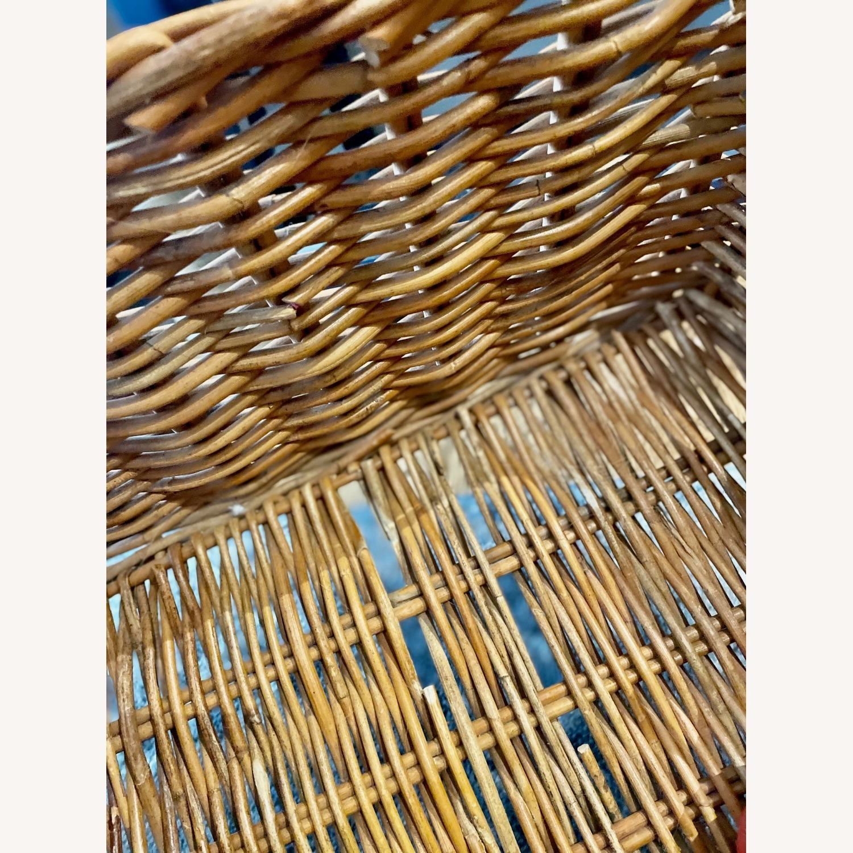 3 Wicker Storage Baskets - image-3